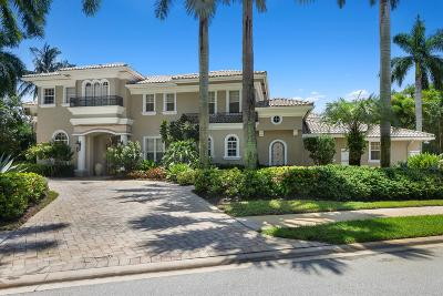 Delray Beach Single Family Home For Sale: 16467 Brookfield Estates Way