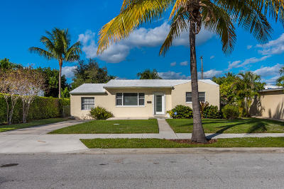 West Palm Beach Single Family Home For Sale: 331 Lytle Street