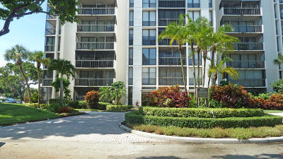 Boca Raton Condo For Sale: 1615 Bridgewood Drive #1615
