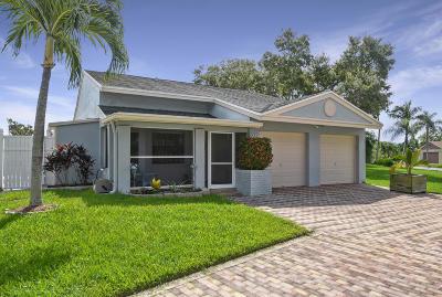 Boynton Beach Single Family Home For Sale: 28 Paxford Lane