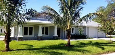 Stuart Single Family Home For Sale: 804 SE Weir Street