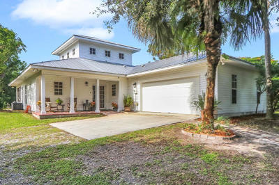 Jupiter Single Family Home For Sale: 10268 158th Street