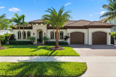 West Palm Beach Single Family Home For Sale: 216 Summa Street