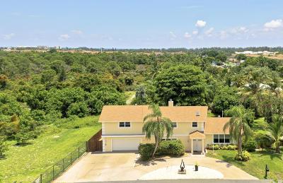 Boynton Beach Single Family Home For Sale: 3504 SE 1st Street