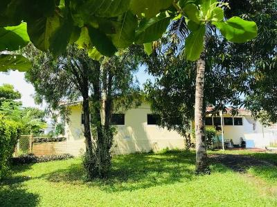 West Palm Beach Single Family Home For Sale: 5125 Marion Place