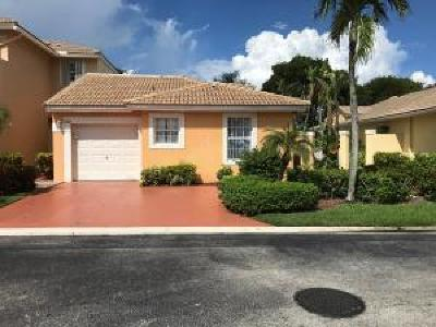 Coral Springs Single Family Home For Sale: 11891 NW 57th Street