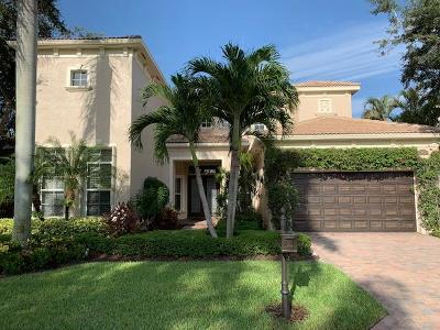 Palm Beach Gardens Single Family Home For Sale: 119 Dalena Way