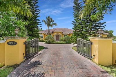 Jupiter FL Single Family Home For Sale: $1,495,000