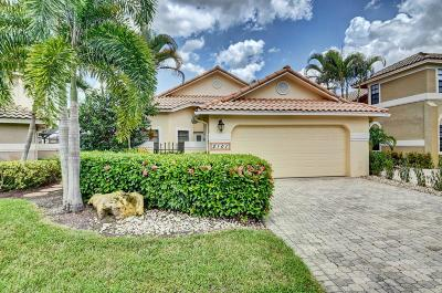 Boca Raton Single Family Home For Sale: 5101 Via De Amalfi Drive
