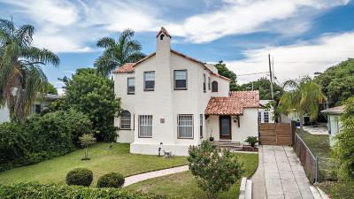 West Palm Beach Single Family Home For Sale: 4007 Eastview Avenue