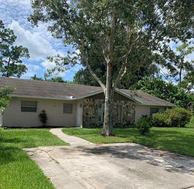 Palm City Multi Family Home For Sale: 490 SW 34th Terrace