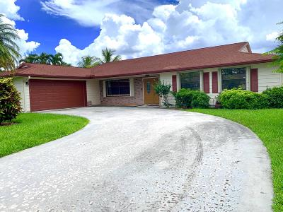 Royal Palm Beach Single Family Home For Sale: 109 Segovia Avenue