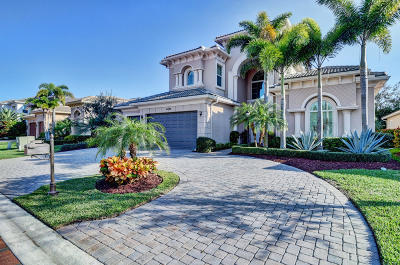 Boca Raton Single Family Home For Sale: 6448 Bellamalfi Street