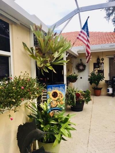 Palm Beach Gardens FL Townhouse For Sale: $252,000