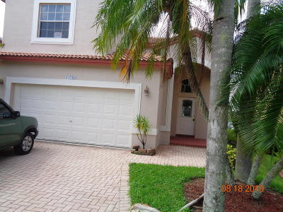 Pembroke Pines Single Family Home For Sale: 19268 NW 12th Street