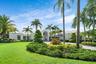 Boca Raton Single Family Home For Sale: 4550 NW 23rd Court