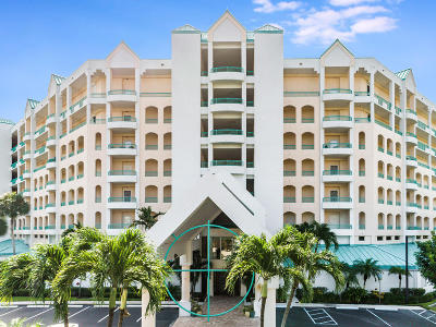 Jupiter Condo For Sale: 2000 Florida A1a #407