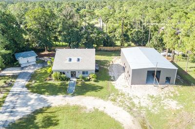 Loxahatchee Single Family Home For Sale: 15124 80th Lane