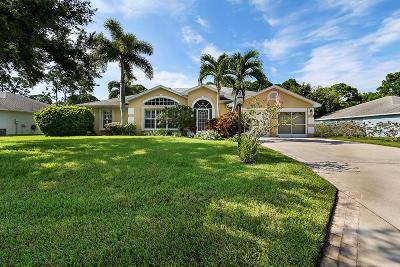 Single Family Home For Sale: 6723 Dickinson Terrace