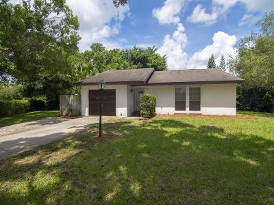 Vero Beach Single Family Home For Sale: 1005 36th Court