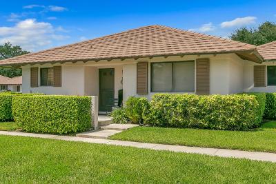 Palm Beach Gardens FL Condo For Sale: $224,000