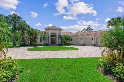 Port Saint Lucie Single Family Home For Sale: 8323 Calumet Court