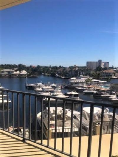 Delray Harbor Club Condo For Sale: 1035 SE 6th Avenue #406
