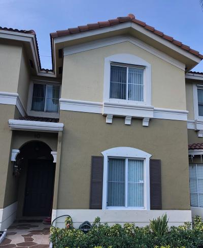 Miami Townhouse For Sale: 8900 W Flagler Street #10