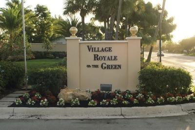 Boynton Beach Condo For Sale: 2300 NE 1st Lane #3100