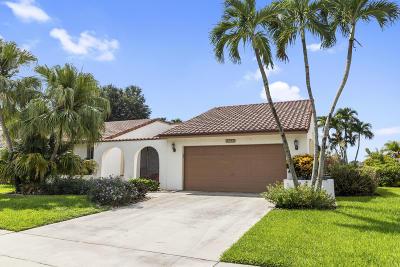 Boynton Beach Single Family Home For Sale: 2730 SW 23rd Cranbrook Drive