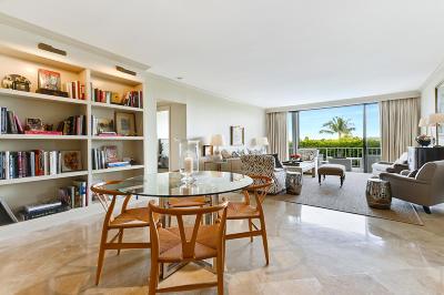 Palm Beach Condo For Sale: 2275 S Ocean Boulevard #208a