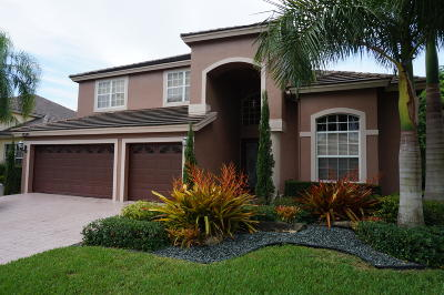 Boca Raton Single Family Home For Sale: 12347 Antille Drive