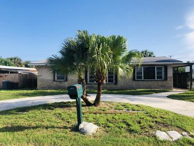 Lake Worth Single Family Home Contingent: 2927 Scanlan Avenue