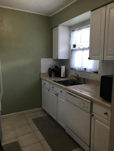 Greenacres Townhouse For Sale: 5903 Channel Drive