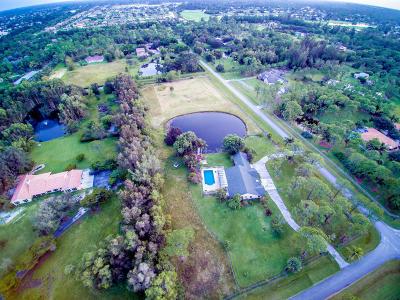 Palm Beach Gardens Single Family Home Pending: 11232 83rd Ln N