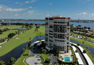 West Palm Beach Condo For Sale: 1900 Consulate Place #701