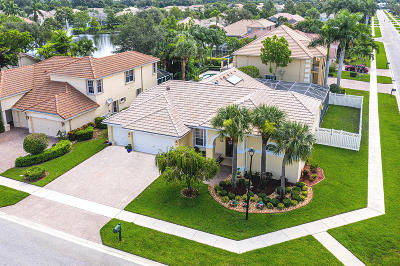 Boynton Beach Single Family Home For Sale: 8894 Georgetown Lane