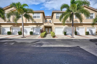 Tequesta Townhouse For Sale: 101 Lighthouse Circle #G