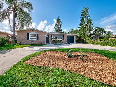 Palm Beach Gardens FL Single Family Home For Sale: $368,000