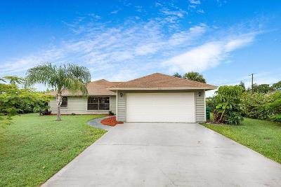 Single Family Home For Sale: 2591 SE Sapelo Avenue