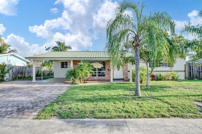 Deerfield Beach Single Family Home For Sale: 101 SE 13th Street