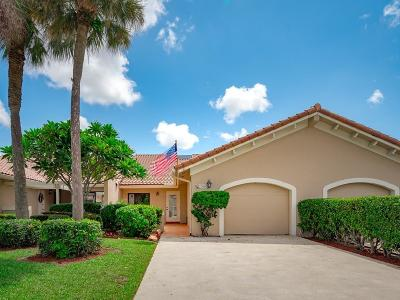 Boca Raton FL Single Family Home For Sale: $310,000