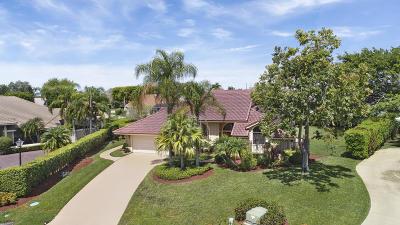 Palm Beach Gardens FL Single Family Home For Sale: $675,000