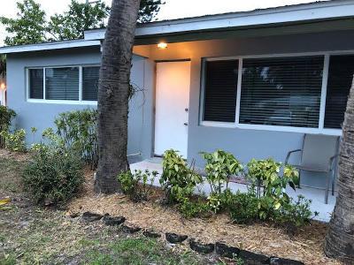 Stuart Rental For Rent: 4793 SE Bollard Avenue #4803