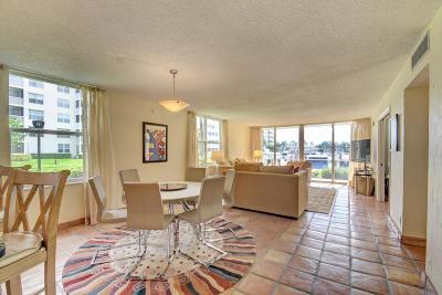 Delray Beach Condo For Sale: 1 Harbourside Drive #1-106