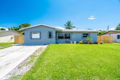 Deerfield Beach FL Single Family Home For Sale: $299,900