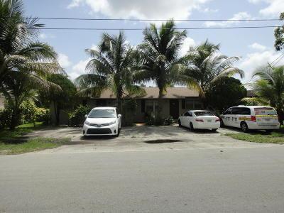 West Palm Beach Multi Family Home For Sale: 280 Caroline Avenue