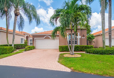 Boca Raton Single Family Home For Sale: 3955 Antigua Point Drive