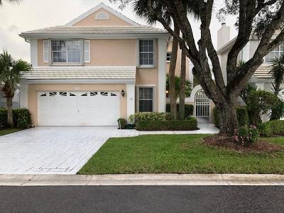 Palm Beach Gardens FL Rental For Rent: $2,750