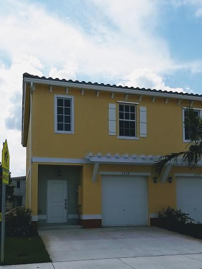 Lauderhill FL Townhouse For Sale: $292,000